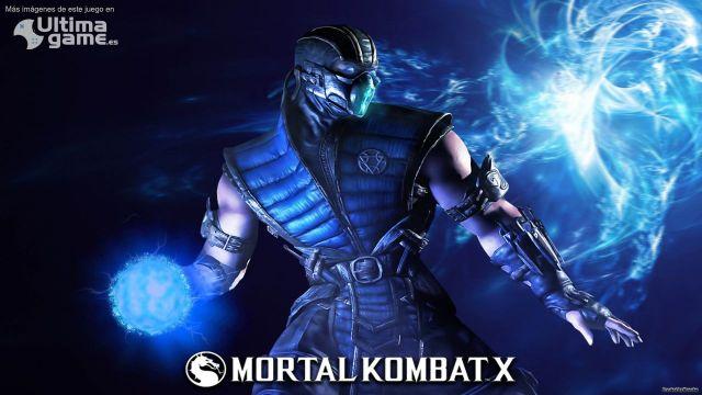 Sub-Zero, de Mortal Kombat X  imagen 5