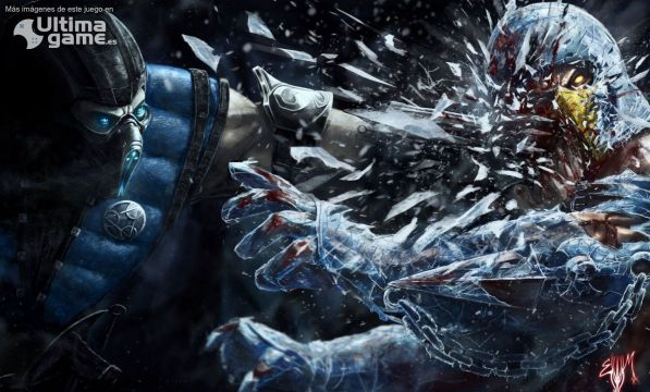 Sub-Zero, de Mortal Kombat X  imagen 2