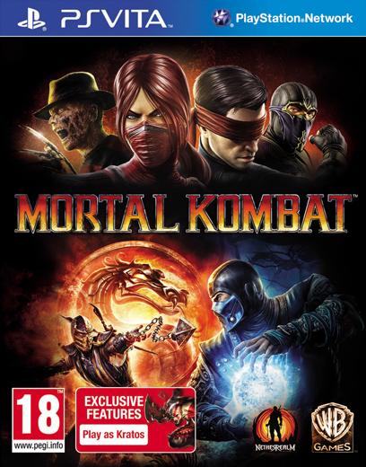 Portada de Mortal Kombat