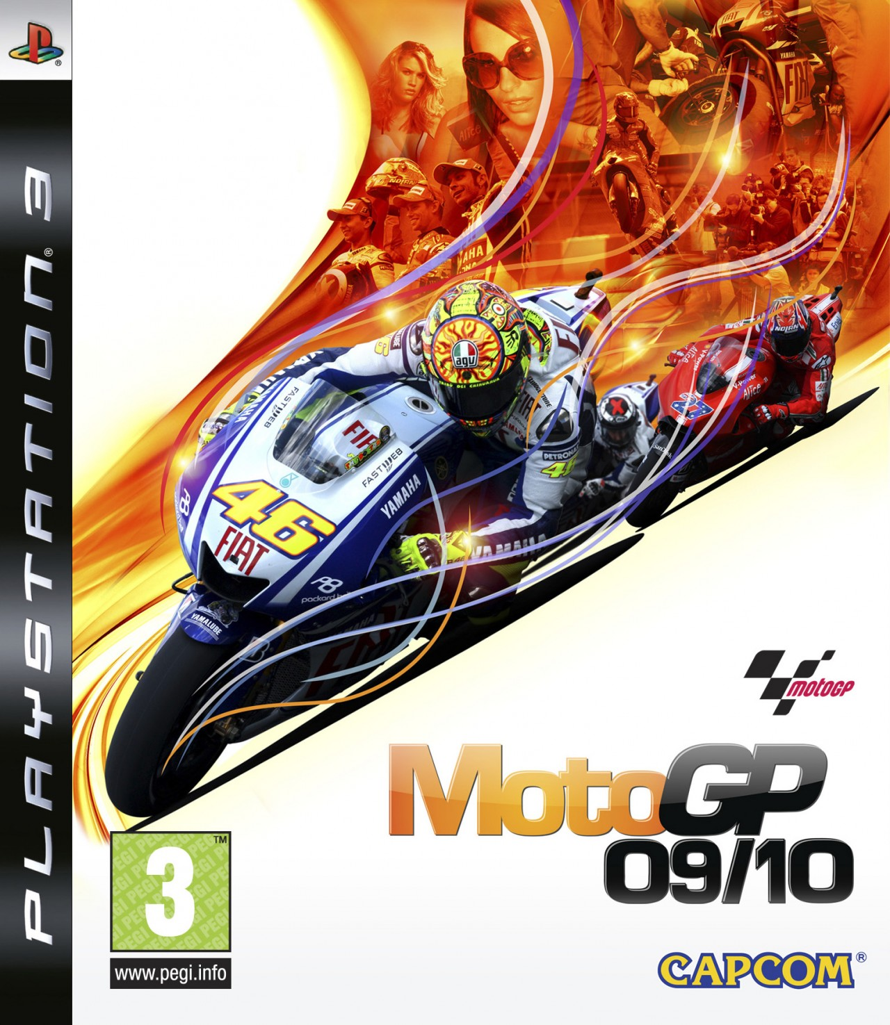 Moto GP 09 10 PS3 y Xbox 360  Ultimagame d95d5b3a967b5