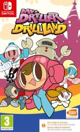 Mr. Driller: Drill Land SWITCH