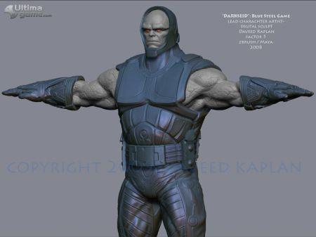 Así era el Superman que Factor 5 tenía en desarrollo imagen 2