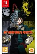 My Hero One Justice SWITCH