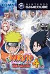 Naruto Gekitô Ninja Taisen 4 CUB