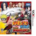Naruto Shippuden 3D - The New Era 3DS