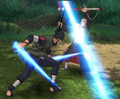 Naruto Shippuden : Clash of Ninja Revolution 3. El ninja más famoso del manga-anime se abre paso hasta tu Wii