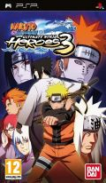 Naruto Shippuden: Ultimate Ninja Heroes 3 PSP