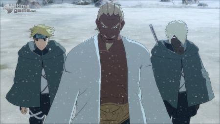 El nuevo episodio jugable de Naruto Shippuden: Ultimate Ninja Storm 3 Full Burst, al descubierto en un juego