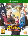 Naruto Shippuden Ultimate Ninja Storm 4: Road to Boruto XONE