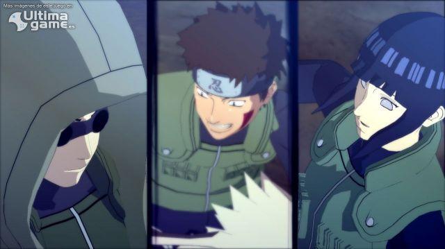 Los 4 del Sonido muestran su poder y transformaciones en Naruto