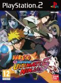 Naruto Shippuuden Ultimate Ninja 5 PS2