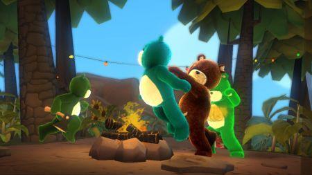 Naughty Bear - El osito se disfraza de Jason Voorhees y de Freddy Krueger como homenaje a ´Viernes 13´ y ´Pesadilla en Elm Street´