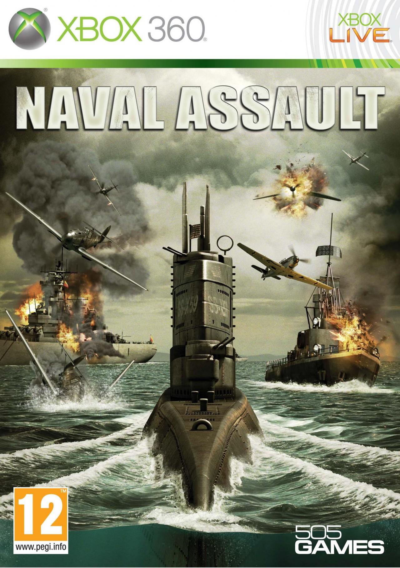 Naval Assault : The Killing Tide