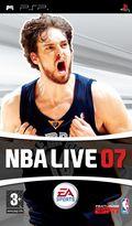 NBA Live 07 PSP