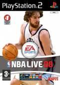 NBA Live 08 PS2