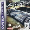 Need For Speed Most Wanted (2005) GBA