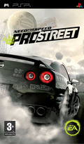 Need For Speed ProStreet PSP