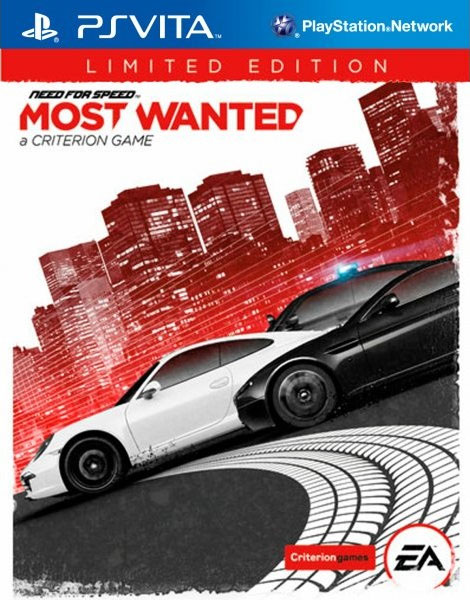 Portada de Need for Speed: Most Wanted