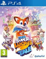 New Super Lucky´s Tale PS4