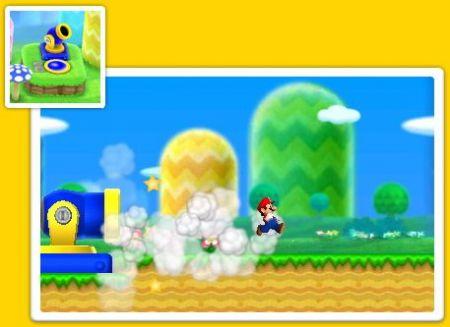 Niveles clásicos de Super Mario Bros. y Super Mario Bros. 3 como regalos