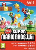 New Super Mario Bros Wii WII