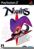 Nights Into Dreams PS2