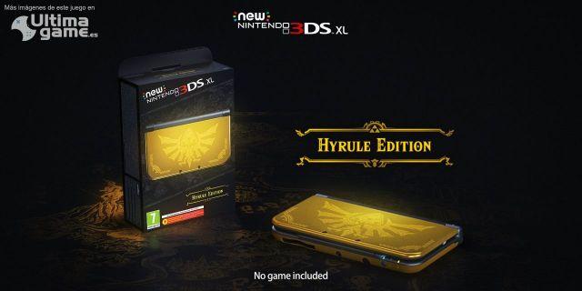 La gran N sigue apostando por su veterana portátil con New Nintendo 2DS XL