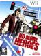 portada No More Heroes Wii
