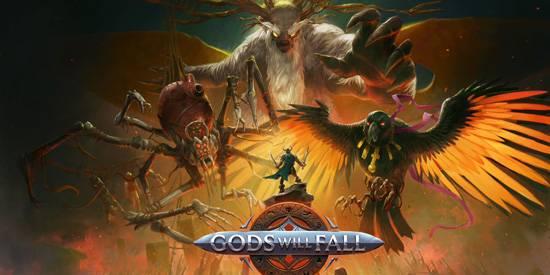 Ocho permadeath y muchos dioses a los que enfrentarse en este desafío estilo action-rpg
