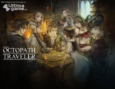 Escucha el maravilloso tema para las escenas de combate del juego