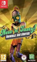 Oddworld: Abe's Oddysee - New'n'Tasty portada