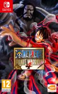 portada One Piece Pirate Warriors 4 Nintendo Switch