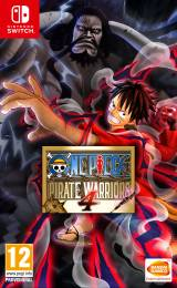One Piece Pirate Warriors 4 SWITCH