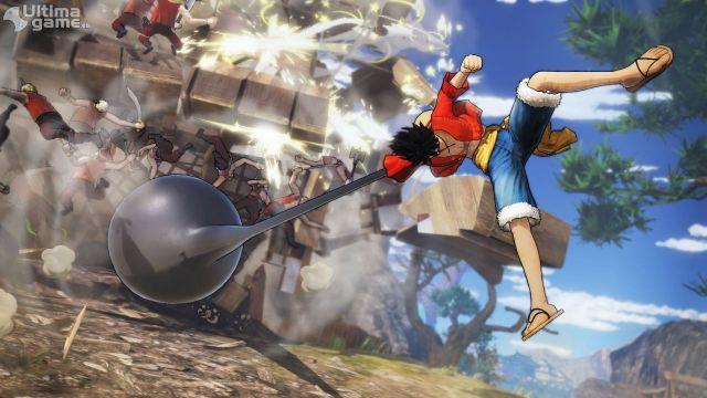 Charlotte Katakuri, confirmado como personaje jugable con sus primeras imágenes