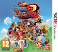 One Piece: Unlimited World Red 3DS