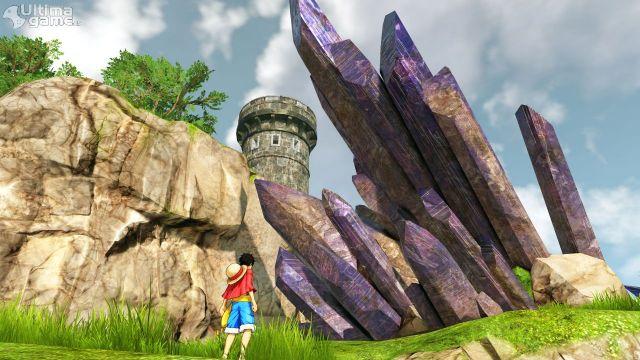 Desvelado la Isla Cárcel, donde toda la acción de One Piece World Seeker tendrá lugar