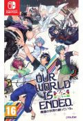 portada Our World Is Ended Nintendo Switch