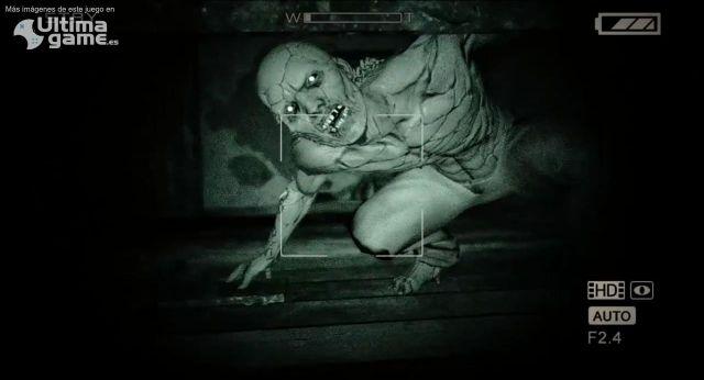 Confirmado el lanzamiento de Outlast en Xbox One