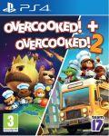 portada Overcooked! + Overcooked! 2 PlayStation 4