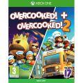 portada Overcooked! + Overcooked! 2 Xbox One