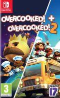 portada Overcooked! + Overcooked! 2 Nintendo Switch