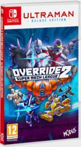 Override 2: Super Mech League SWITCH