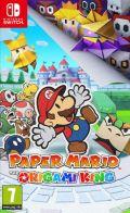 Paper Mario: The Origami King portada