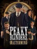 Peaky Blinders: Mastermind portada