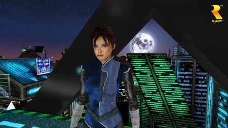 Perfect Dark evoluciona con la potencia de Xbox 360