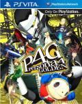 Persona 4: The Golden PS VITA