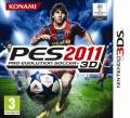 PES 2011: Pro Evolution Soccer 3D 3DS