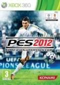 PES 2012: Pro Evolution Soccer XBOX 360