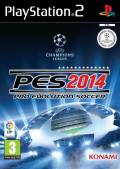 PES 2014: Pro Evolution Soccer PS2