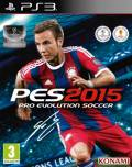 PES 2015: Pro Evolution Soccer PS3